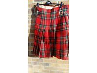 3 MENS HEAVY DUTY KILTS 1 SPORTS JACKET