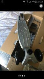 New Micro Maxi Scooter Silver
