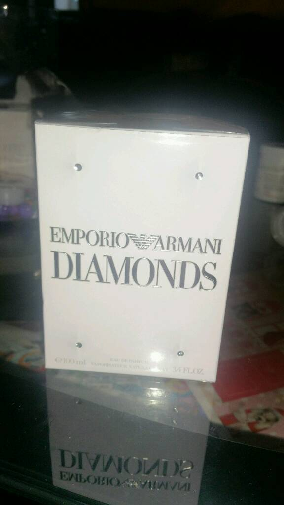 Emporio armani diamonds 100mls