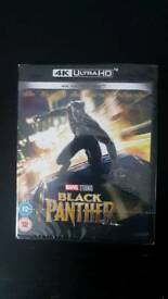 Black panthet 4k Ultra HD NEW