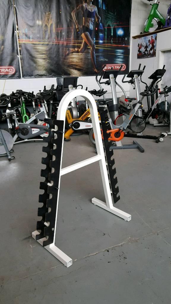 DUMBBELL RACK. Commercial Gym Equipment