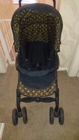 Silvercross Limited edition jewel Travel system With matching Car Seat, excellent condition