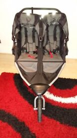 Twin buggy/push chair for sale(Rain cover included)