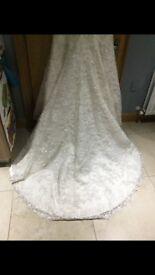 New Mori Lee Wedding Dress For Sale