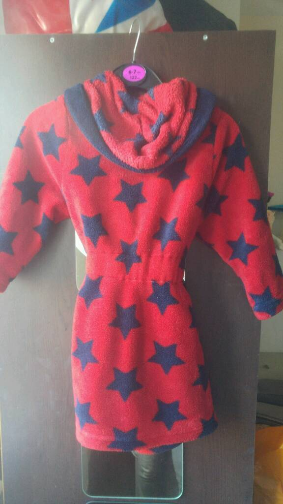 Dressing gown Tu at sainsburys age 3-4 | in Newcastle, Tyne and ...