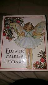 Flower Fairies Library. 8 books total.
