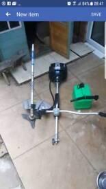 MacAllister 24.9cc Brush cutter