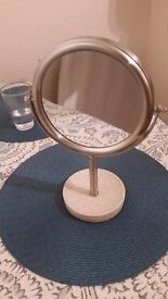 Perfect Condition Double Sided Beauty Magnifying Mirror