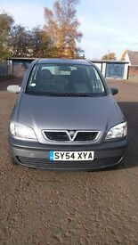Vauxhall Zafira 2004
