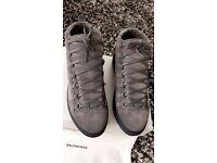 Ltd addition suede Balenciaga's grey