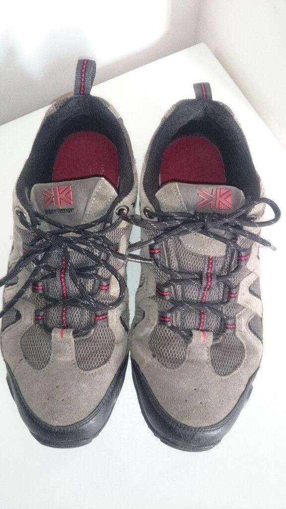 Karrimor men shoes brown UK 8 /EURO 42