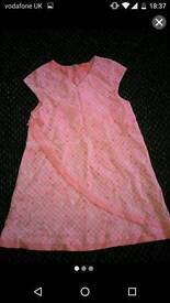 Mini mode baby girl dress