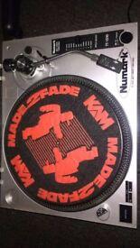 Numark tt-1510 turntable record player