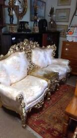 Guild duet marriage sofa