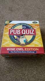 Pub Quiz Wise Owl Edition