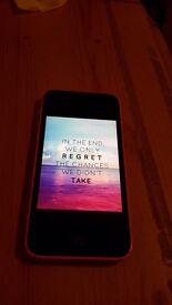 iPhone 5c, 16gb, unlocked, pink