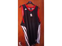 Adidas Bayern Munich Munchen Vest / Brand New With Tag / Tall Size 2XT, 3XT, 4XT