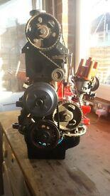 Ford 2ltr Pinto engine, redline built brisca f2 engine, rebuilt 205 block