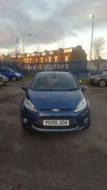 Ford Fiesta 2009 1.6 TDCI Zetec 5dr FSH £2950 ONO – FAMILY / FIRST CAR - £20 Road Tax – 12 Month MOT