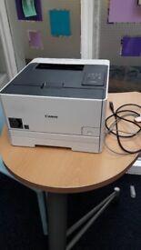Canon Colour Printer and Toner