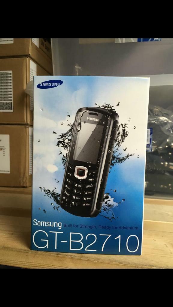 separation shoes 14543 bd9cf Samsung GT-B2710 Dust and Waterproof Phone | in Farsley, West Yorkshire |  Gumtree