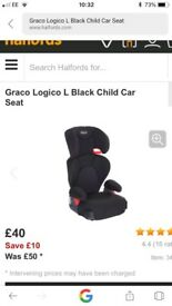 Brand new child's car seat