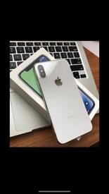 IPhone X 256gb Brand new Orange EE Virgin Network 11 month apple waranty