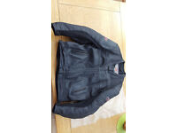 RSR Leather Motorcycle Jacket