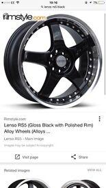 Alloy wheels LENZO RS5