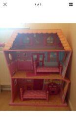 Large Lalaloopsy Dolls House for Big Dolls