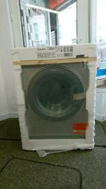 Silver 9kg 1600 spin washer Hotpoint