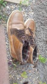 Mens size 10 boots