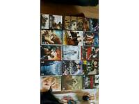 50 Dvds for sale