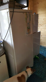 Wow upright freezer for 1.00 great as a second one in a garage or shed.Good condition large draws