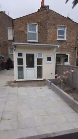 Builder professional uk wall insulation and rendering....