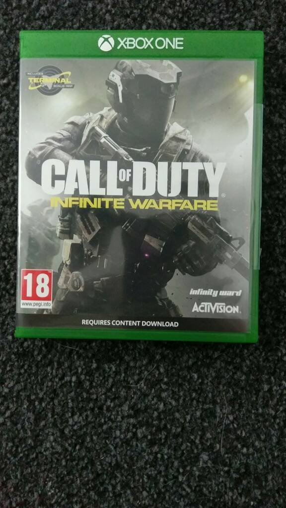 Call of duty Infinate Warfare (Xbox 1)
