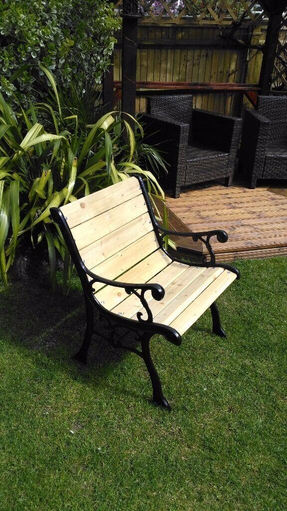 cast iron garden chair eastbourne - Garden Furniture Eastbourne