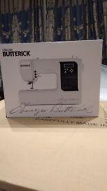 Brand New Butterick Computerized Sewing Machine EB6100