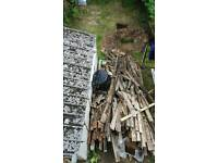 Free fire wood - timber - firewood, timber 4x2 , 6x2