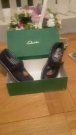 Clarks children's shoes