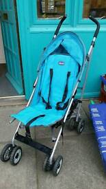 Chicco foldable stroller