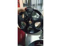 """18"""" Monza GTI GTD MK5 MK6 Passat Alloys x4 Genuine"""