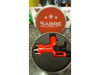 Sabre X17 Rotary tattoo machine