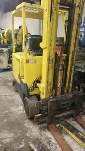 lift / chariot elevateur  hyster 6000 lbs electrique