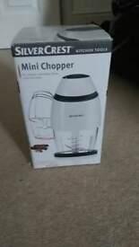 Silvercrest mini chopper (400w)