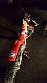 Honda Montesa Cota 315r 2001 trials bike