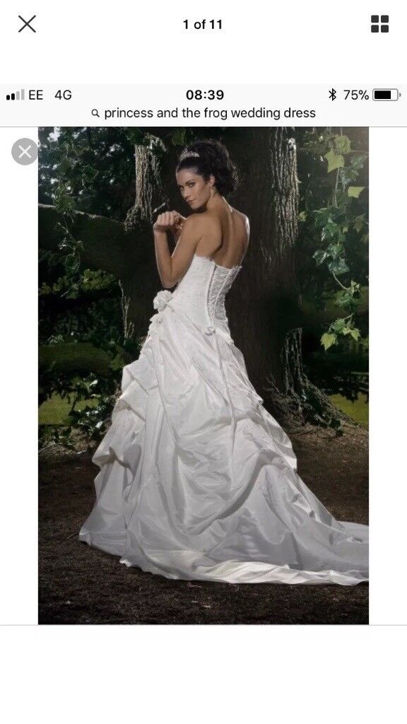 Ellis bridal. Princess and the frog gown | in Durham, County Durham ...
