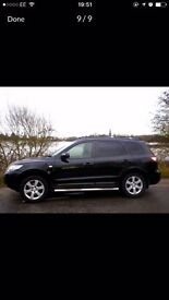 car for sale Hyundai santa 2.2 diesel 7 seater honda Toyota mazda bmw vauxhall fiat citroen nissan