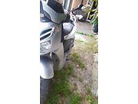 scooter Aprilia sportcity cube 125