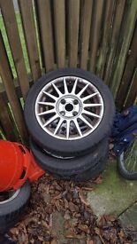 Ford zetec wheels